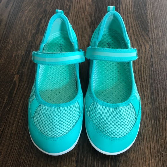 515747fbce6 Lands  End Other - Land s End Girls Mary Jane Water Shoes